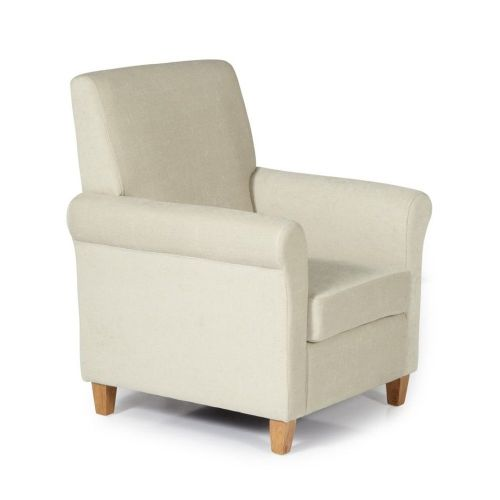 Ocassional Thurso Cream Occasional Chair